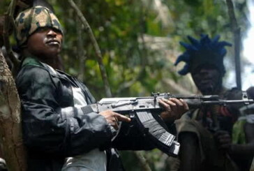 Gunmen attack police headquarters, kill two officers