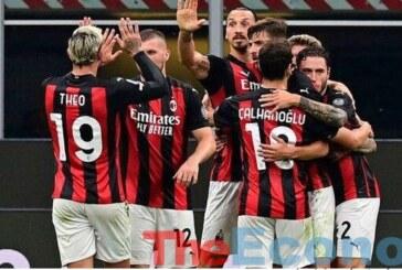 AC Milan Trounce Bologna AsIbrahimovic Scores 2 Goals