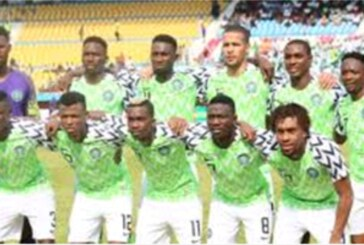Nigeria, Cameroon, others gear up for return to international football