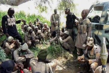 Top Boko Haram Commander, his four wives surrender