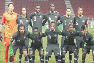 Nigeria lose 1-0 to Algeria
