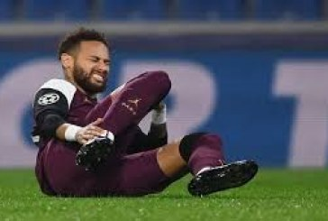 'Neymar out until at least mid-November'