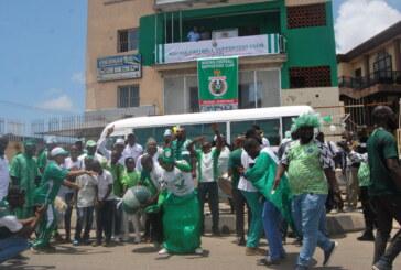 Nigeria Football Supporters Club Celebrating Nigeria @ 60