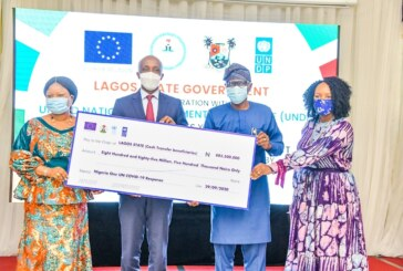 """Official launch of the United Nations """"One Basket Fund"""" Unconditional Cash Transfer Project for vulnerable communities affected by Covid-19"""