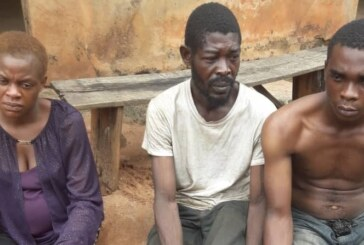 Pregnant woman, two others nabbed for robbery in Edo