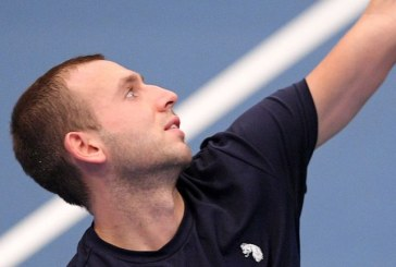 Vienna Open: Evans loses to Sonego in semi-finals
