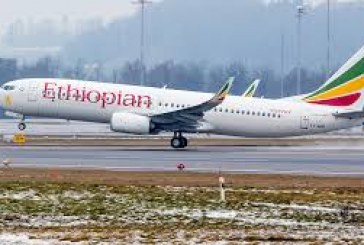 Ethiopian Airlines Flight Ban to Shanghai, China extended to 2021