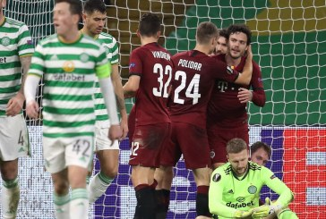 Europa:Celtic loses to Sparta 4-1