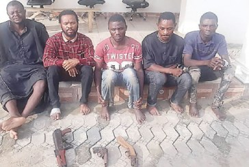 How we killed cop for his rifle, snatched expensive cars – Gang leader