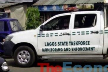 Task force team leader, members detained over N100,000 bribe