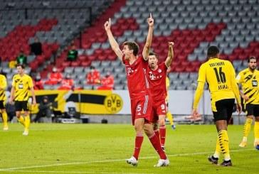 Beryan Munich humble Dortmund