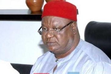 Umahi has Plans Against Prominent Ebonyi Leaders — Anyim