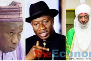 Sanusi appointed Emir to spite Jonathan — Ganduje