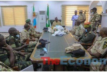 Insurgency: Zulum Receives Cameroonian Military Delegation