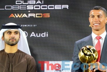 Ronaldo wins Globe Soccer Player of the Century