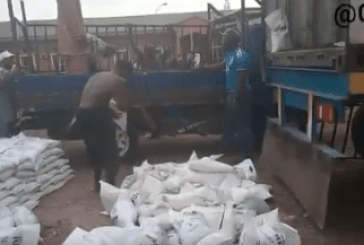 EndSARS Palliative: Osun Receives CACOVID Rice, Begins Distribution