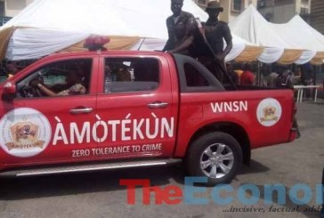 Three killed in Amotekun, youths clash in Oyo, investigations ongoing.