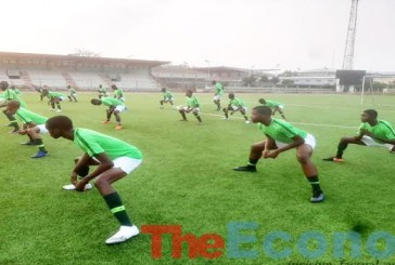 WAFU B: Eaglets set to tackle Cote D'Ivoire