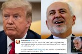 Iran Slams Retaliatory Sanctions against Outgoing Trump