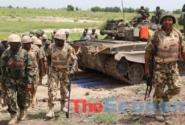 Nigerian Army kill 220 bandits, rescue 642 kidnap victims