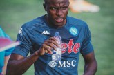 Osimhen out until February