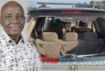 Gunmen attack Osun Senator during constituency meeting