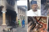 Sunday Igboho's House Torched by Unknown Hoodlums — Police