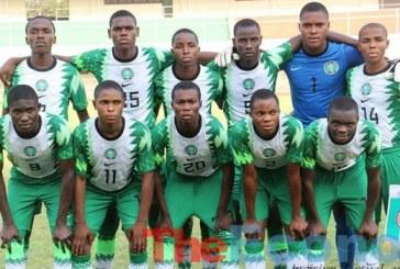 Eaglets qualify for WAFU Cup Semi-final