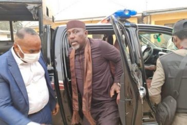 Police to arraign Okorocha for 'breaking into sealed property'