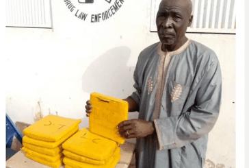 NDLEA arrests 70-year old Boko Haram drug supplier