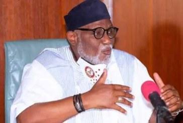 Yoruba Nation Agitators: Stay Away from Ondo State — Akeredolu Warns