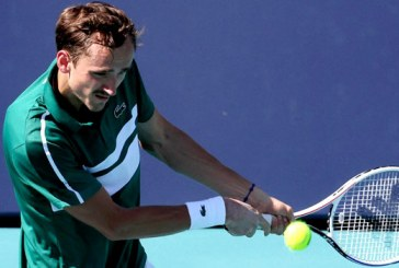 Miami Open: Medvedev, Osaka advance as Zverev drops