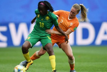 Olympic Games: FIFA announces Cameroon vs Chile play-off schedule