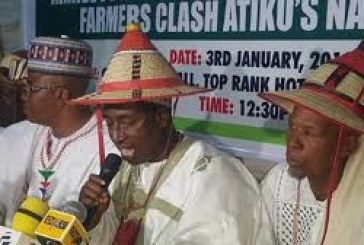 Governor's Can't Stop Open Grazing Abruptly, Miyetti Allah Insists