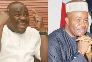 Keep Rivers Out of Your Running Mouth, or I'll Deal with You — Wike Warns Akpabio