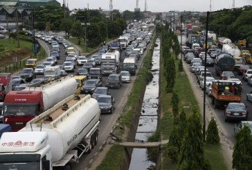Why Apapa Traffic Gridlock Defies the New Electronic Call Up System
