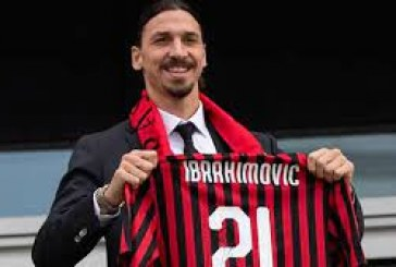 Ibrahimovic signs new pact with AC Milan