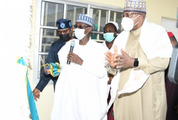 FCT Minister commissions molecular diagnostic laboratory