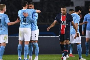 Champions League: Man Citybeat PSG in semi-final first leg