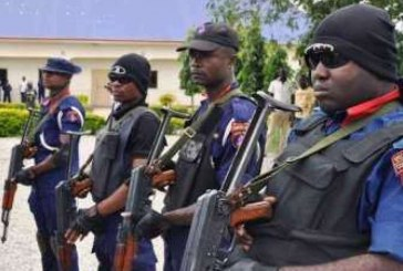 NSCDC Arrests, Parades Fake Naval Officers, 29 Others for Oil Theft