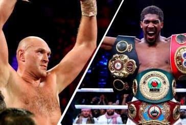 Joshua vs Fury: Promoters at war