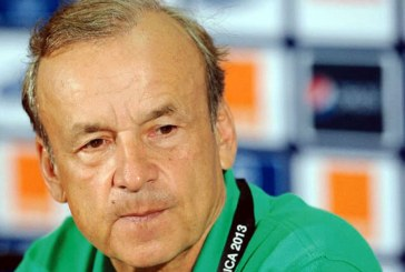 Qatar 2022 qualifiers: Rohr rules out new players