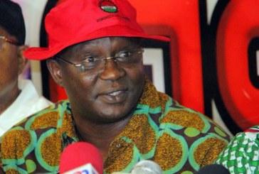 Warning Strike: Kaduna State Govt. declares NLC President wanted