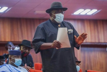 State of The Nation: Governor's are Helpless, Consider Resolutions of APC Restructuring Committee — Dickson tells Buhari