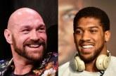 Joshua vs Fury: Fight to take place in Saudi Arabia