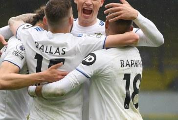 Top-Four: Leeds United dashed Tottenham's hopes