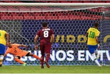 Copa America: Brazil trounce Venezuela 3-0