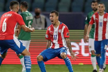 Paraguay beat 10-man Bolivia at Copa America