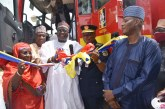 Inauguration and handover of newly acquired fire fighting truck