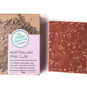 Australian Pink Clay Facial Cleanser